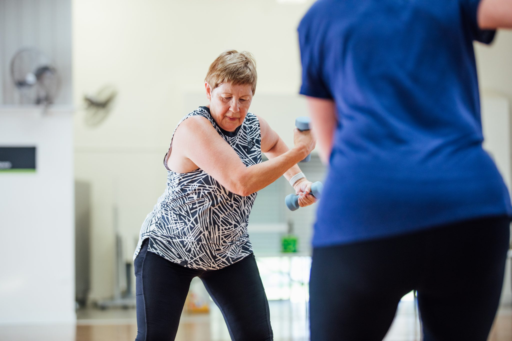 3 ways to practice body awareness and prevent falls
